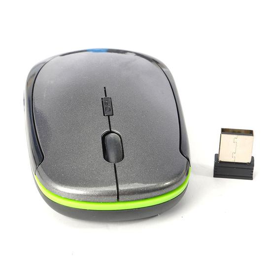 Chuột quang không dây thiết kế hiện đại, nhỏ gọn