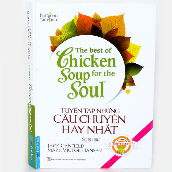 Bộ 2 cuốn Hạt giống tâm hồn