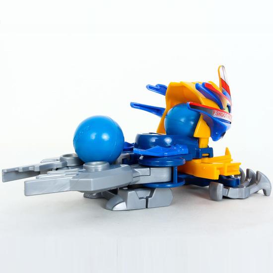 Robot đẩy bóng Pinball