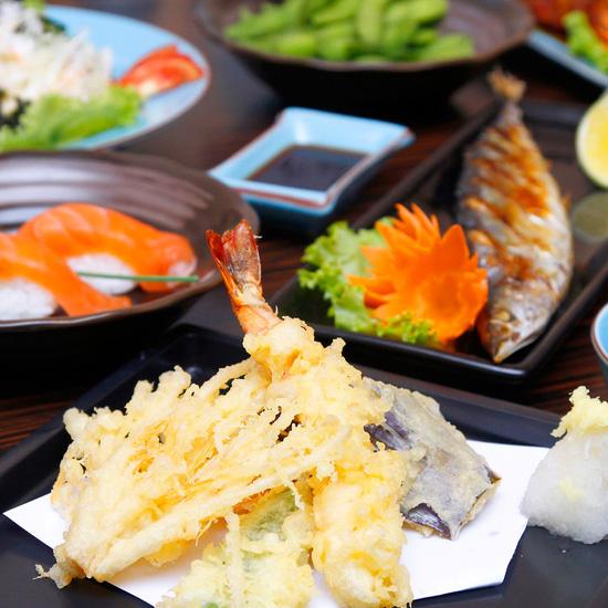 Buffet Ishin tại nhà hàng Nhật Bản