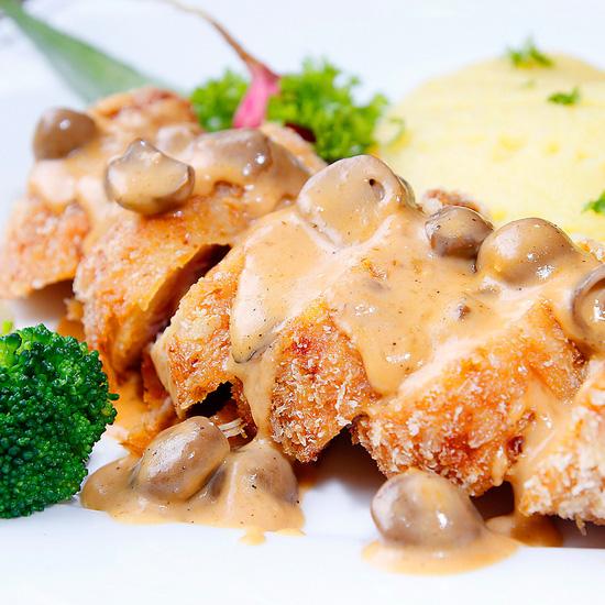Thưởng thức ẩm thực phong cách Âu tại Gecko Bar