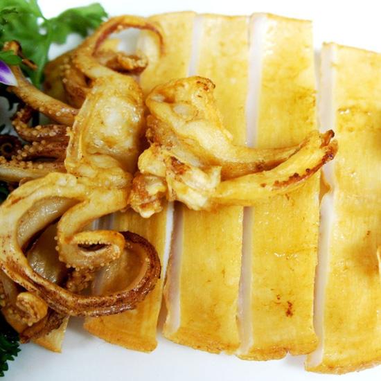 1 kg mực 1 nắng Phan Thiết - dày cơm, ngọt thịt