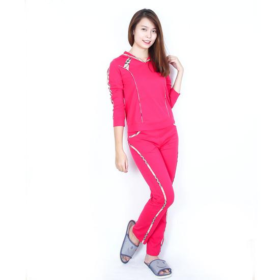 Bộ mặc nhà Sanyny dáng thể thao