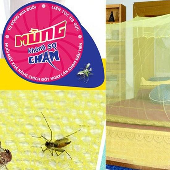 Mùng Cham Cham chống muỗi 1m 6