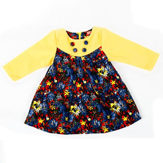 Váy dạ 2 lớp ấm áp