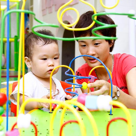 Combo 2 vé vui chơi cho bé tại Khu Vườn Cổ Tích