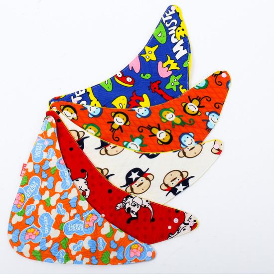 Combo 2 khăn Royal 2 lớp ấm cổ cho bé