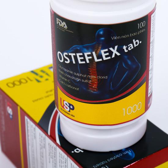 Osteflex - Hỗ trợ điều trị xương khớp