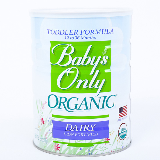 Sữa Baby only Organic dairy toddler 900gr