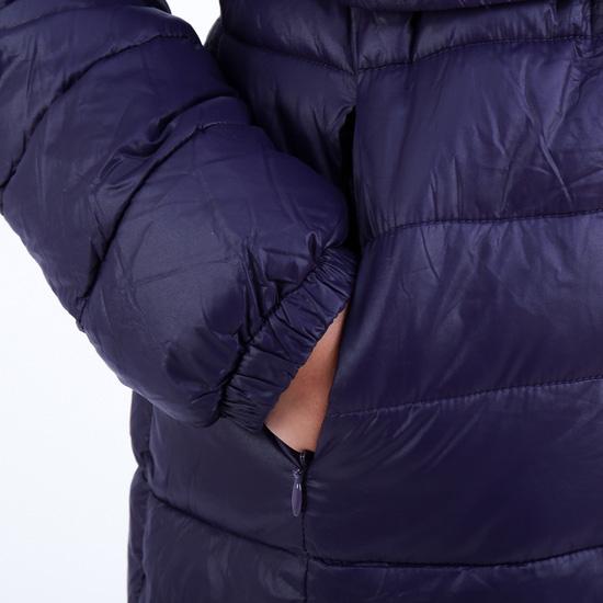 Áo phao dáng dài cho ngày đông lạnh