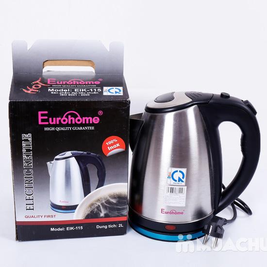 Ấm đun nước siêu tốc chính hãng Eurohome