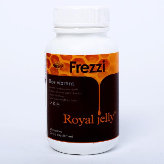 Sữa ong chúa Royal Jelly Frezzi chống lão hóa