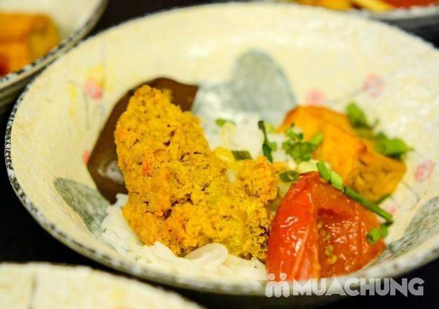Buffet ăn vặt hơn 39 món Bắc-Trung-Nam Thị Buffet thỏa thích với các món ăn đường phố quen thuộc - 17