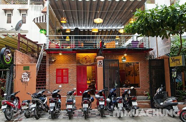 Buffet ăn vặt hơn 39 món Bắc-Trung-Nam Thị Buffet thỏa thích với các món ăn đường phố quen thuộc - 1