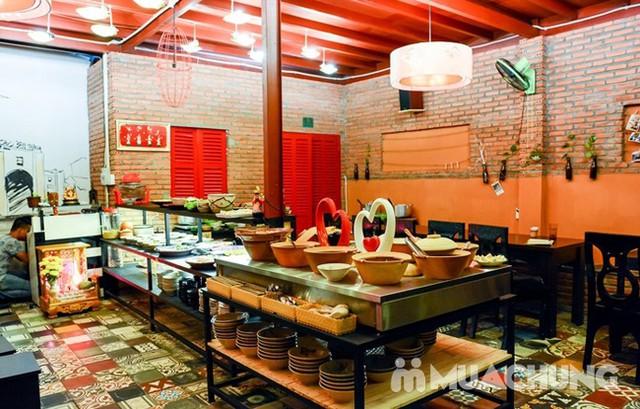 Buffet ăn vặt hơn 39 món Bắc-Trung-Nam Thị Buffet thỏa thích với các món ăn đường phố quen thuộc - 30