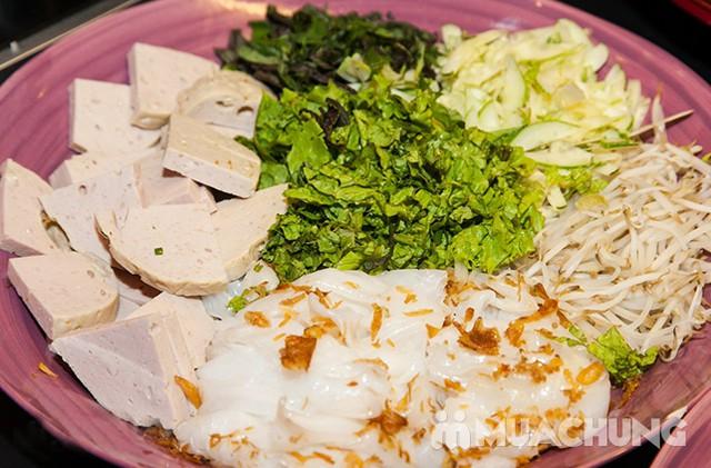 Buffet ăn vặt hơn 39 món Bắc-Trung-Nam Thị Buffet thỏa thích với các món ăn đường phố quen thuộc - 12