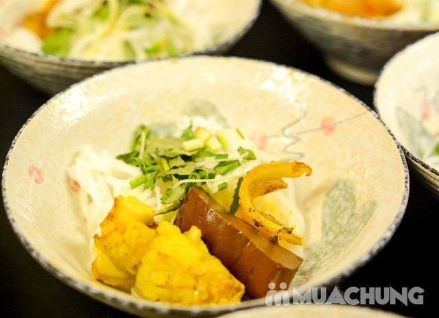 Buffet ăn vặt hơn 39 món Bắc-Trung-Nam Thị Buffet thỏa thích với các món ăn đường phố quen thuộc - 18