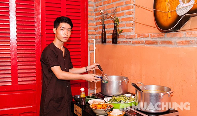 Buffet ăn vặt hơn 39 món Bắc-Trung-Nam Thị Buffet thỏa thích với các món ăn đường phố quen thuộc - 28