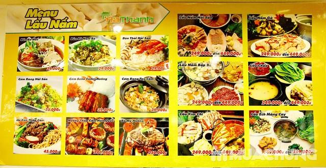 Chỉ 269.000đ thưởng thức ngay lẩu nấm bò cho 4 Người Tại NH Lẩu Nấm Hà Thành, giảm giá tới 41% duy nhất tại Muachung! - 1