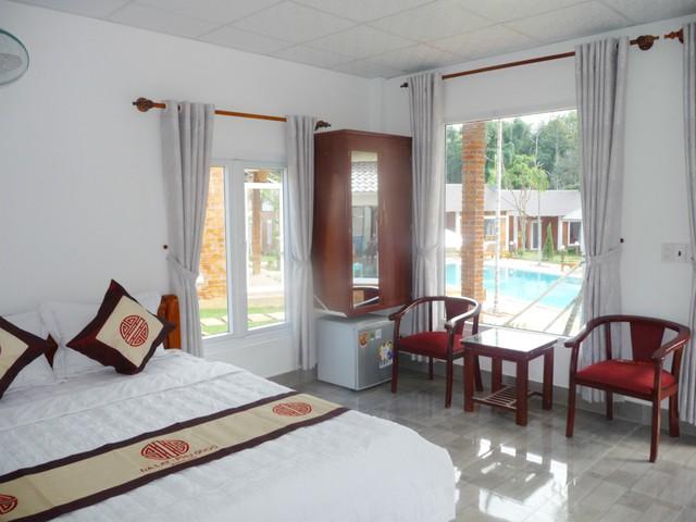 Đà Lạt Phú Quốc Resort 3 sao - Không gian cây xanh tươi mát - 9