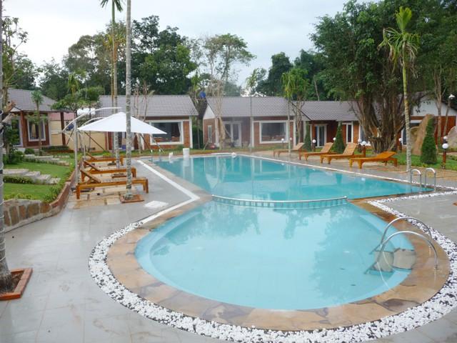 Đà Lạt Phú Quốc Resort 3 sao - Không gian cây xanh tươi mát - 3