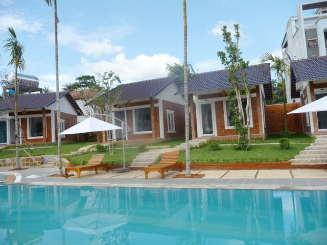 Đà Lạt Phú Quốc Resort 3 sao - Không gian cây xanh tươi mát - 5