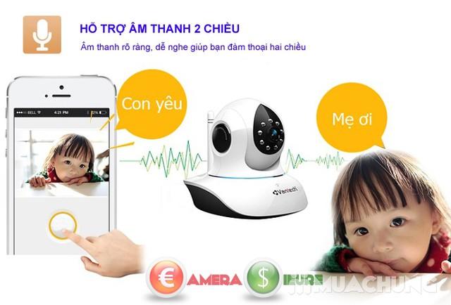 Camera wifi không dây thông minh Vantech 6300A - 22