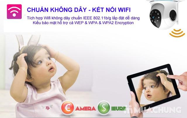 Camera wifi không dây thông minh Vantech 6300A - 20