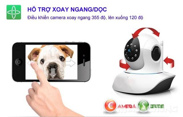 Camera wifi không dây thông minh Vantech 6300A - 19