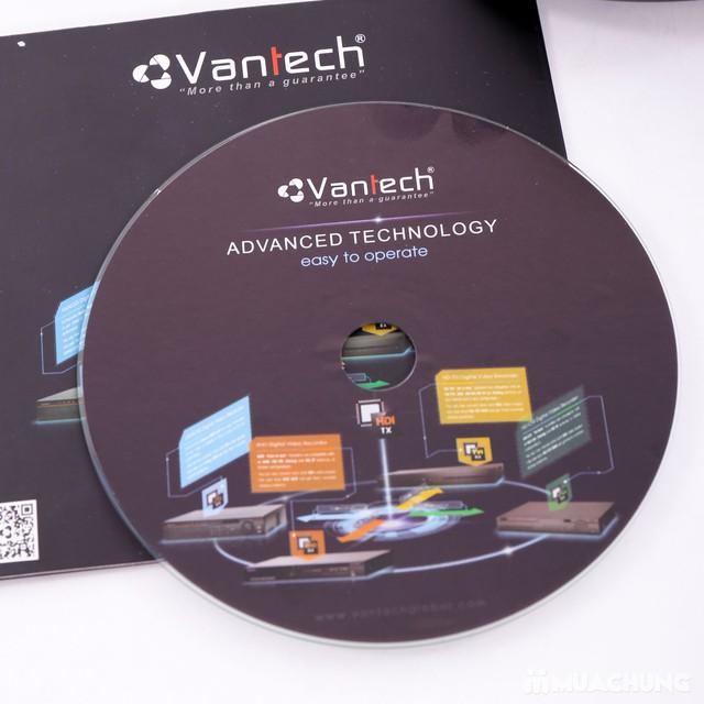 Camera wifi không dây thông minh Vantech 6300A - 31