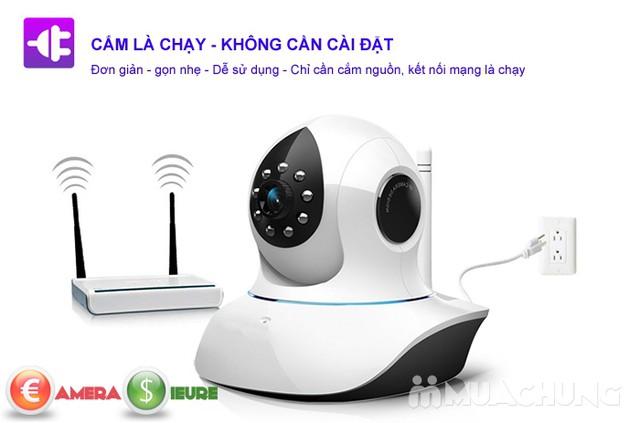 Camera wifi không dây thông minh Vantech 6300A - 18
