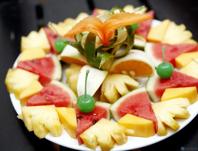 Thưởng thức nhiều món thơm ngon cho 03 - 04 người tại Cafe Capi - Chỉ 324.000đ - 8