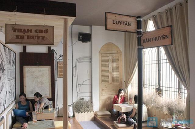 Thưởng thức các loại đồ uống thơm ngon trong không gian độc đáo tại Cafe Gõ Cóc Cóc - Chỉ 30.000đ được phiếu trị giá 60.000đ - 3