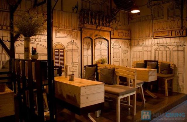 Thưởng thức các loại đồ uống thơm ngon trong không gian độc đáo tại Cafe Gõ Cóc Cóc - Chỉ 30.000đ được phiếu trị giá 60.000đ - 10
