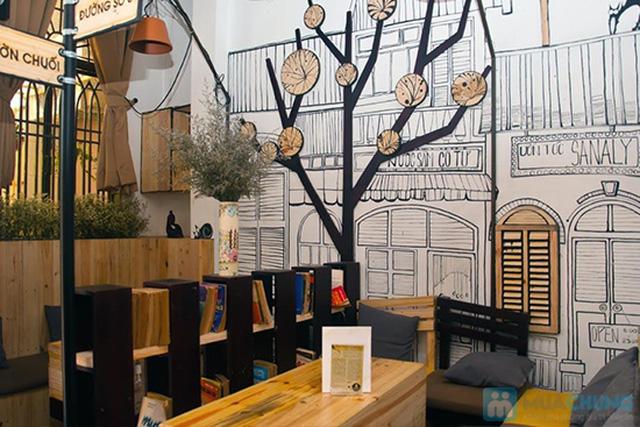 Thưởng thức các loại đồ uống thơm ngon trong không gian độc đáo tại Cafe Gõ Cóc Cóc - Chỉ 30.000đ được phiếu trị giá 60.000đ - 7