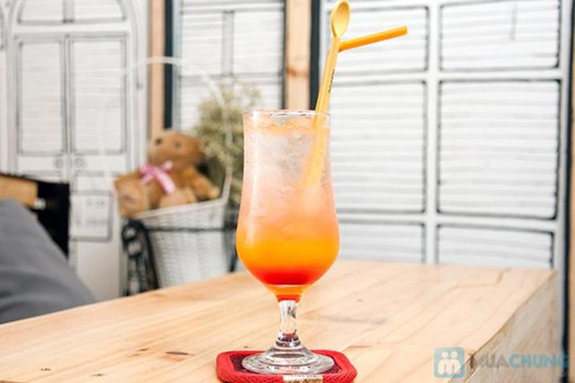 Thưởng thức các loại đồ uống thơm ngon trong không gian độc đáo tại Cafe Gõ Cóc Cóc - Chỉ 30.000đ được phiếu trị giá 60.000đ - 2