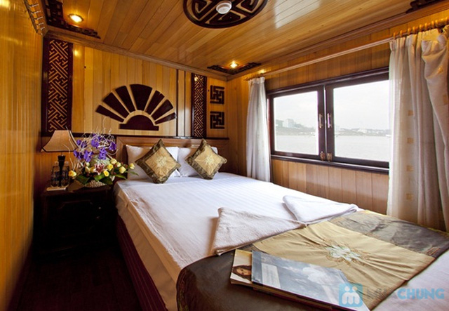 Khám phá vẻ đẹp Vịnh Hạ Long trên du thuyền Luxe Aurora 3 sao, trọn gói 2 ngày 1 đêm - Chỉ 1.515.000đ/người - 2