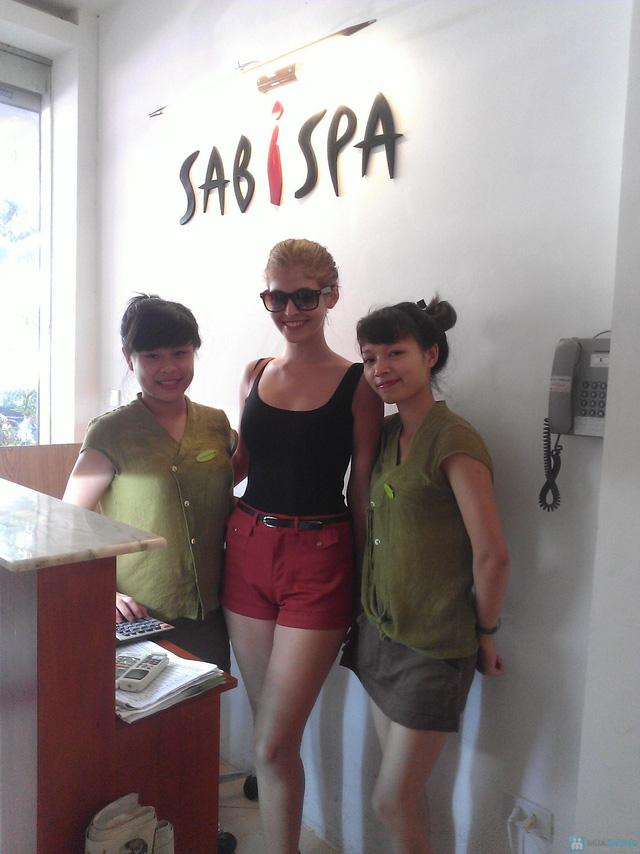 Cắt + Sấy + Tạo kiểu tóc tại Sabi Spa - Chỉ với 350.000đ - 3