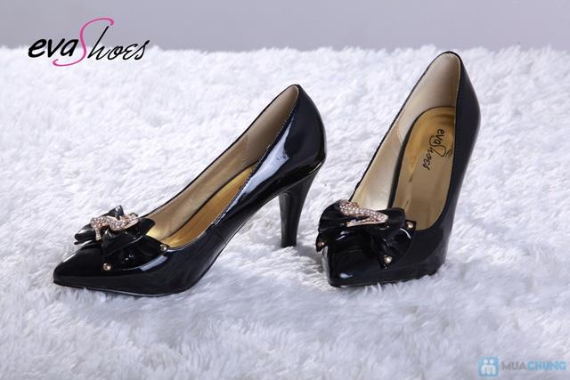 Giầy công sở thương hiệu Eva Shoes nổi tiếng - Chỉ 245.000đ - 4