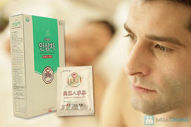 Trà nhân sâm Dongil. Nâng cao khả năng miễn dịch và chống mệt mỏi - Chỉ 240.000đ/hộp - 2