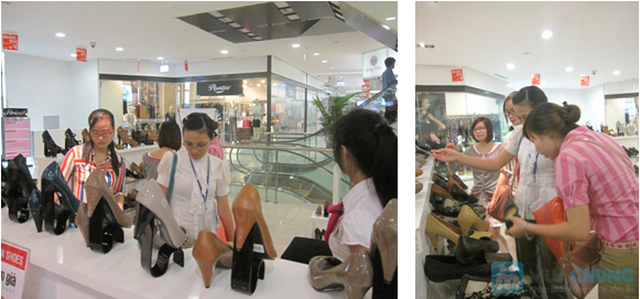 Giầy công sở thương hiệu Eva Shoes nổi tiếng - Chỉ 245.000đ - 1
