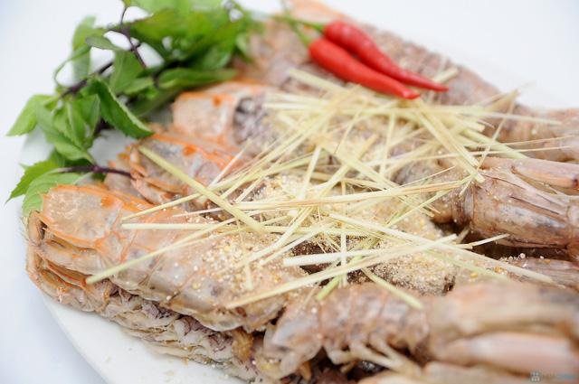 Thưởng thức Hải sản nhiều món ngon tại Nhà hàng Hải sản Hải Hiền. Chỉ 210.000đ - 4