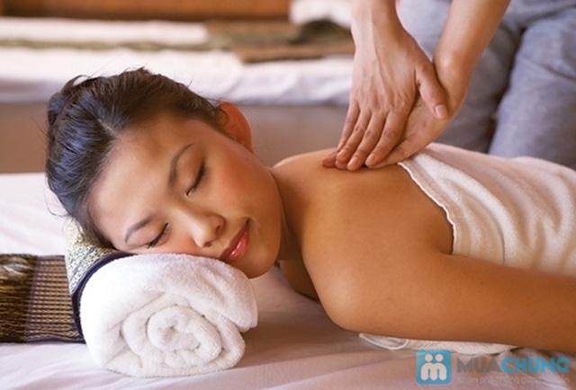 Tẩy da chết toàn thân bằng nghệ, sữa tươi và mật ong kết hợp Massage tại Huyền Spa - Chỉ với 105.000đ - 4