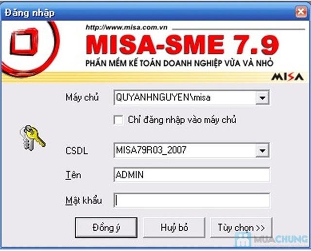 Khoá học kế toán máy trên phần mềm MISA tại Ketoanpro. Chỉ với 100.000đ được phiếu 1.050.000đ - 1