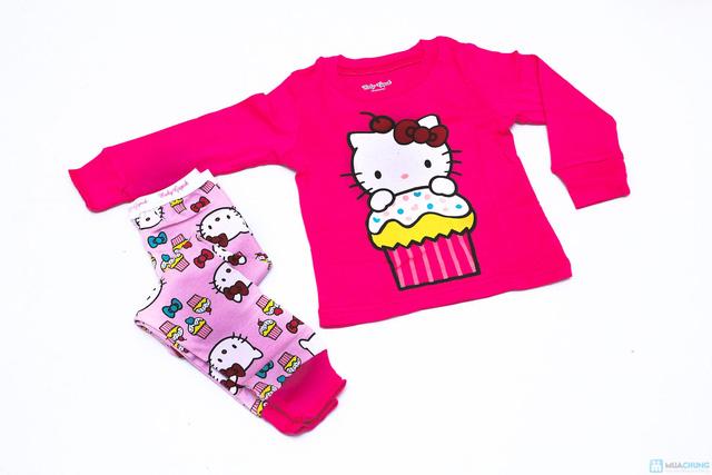 Bộ quần áo cotton cho bé - 2