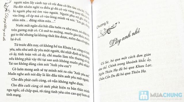 Tiểu thuyết lãng mạn Trung Quốc. Chỉ với 95.000đ - 8