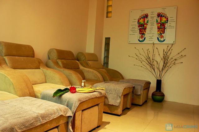 Foot Massage đá nóng tại Mây Spa - Thư giãn, tốt cho sức khỏe - Chỉ với 75.000đ - 1