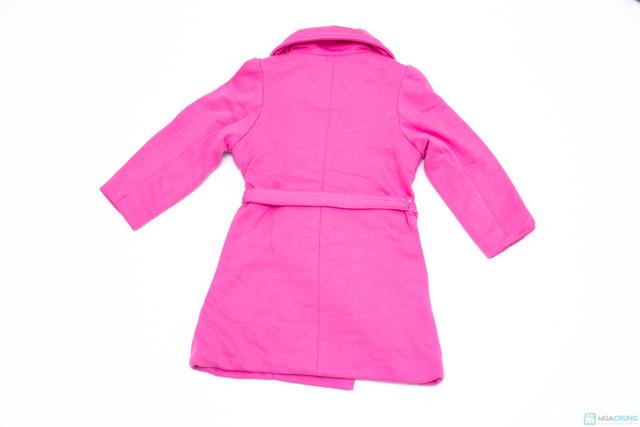 Áo khoác dáng dài cho bé 2-10 tuổi (Hàng xuất Châu Âu, Hapro) - 4