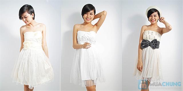 Đầm công chúa đáng yêu, nhiều kiểu dáng điệu đà cho bạn gái - Chỉ 224.000đ/ 01 chiếc - 10