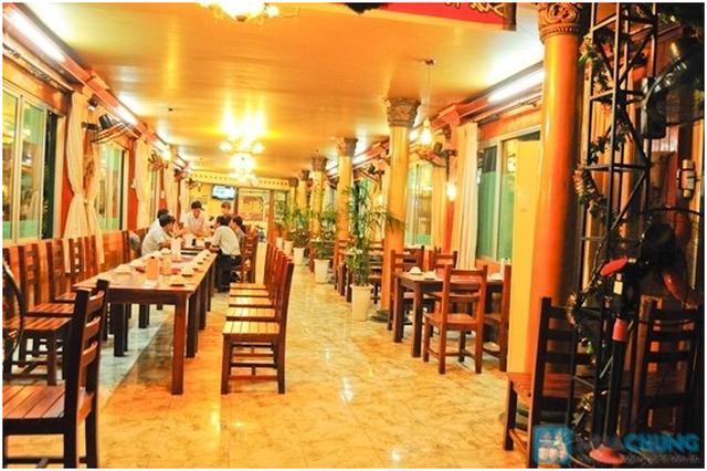 Set ăn nhẹ: Thịt bò nướng Gold Malt, thịt khô xông khói tại Nhà hàng Gold Malt Beer Việt Tiệp - Chỉ 180.000đ - 2